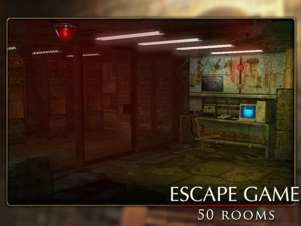 密室逃脫:50個房間之二截图(2)