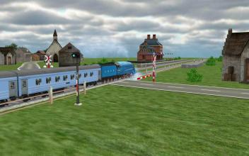 3D模拟火车截图(4)