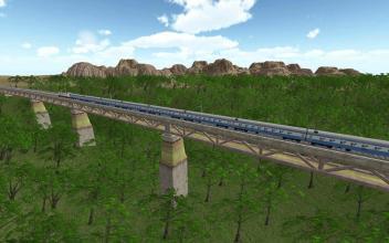 3D模拟火车截图(1)
