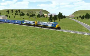 3D模拟火车截图(5)