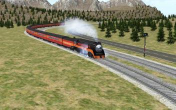 3D模拟火车截图(2)