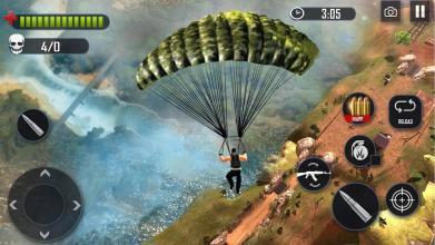 Battleground Fire   Shooting Games 2019截图(2)