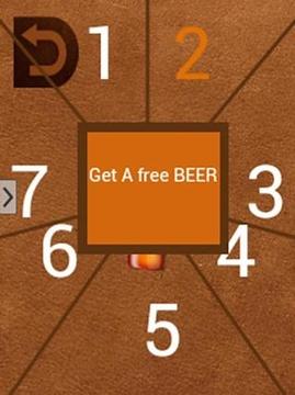 啤酒游戏截图