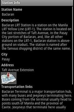 地铁,轻轨车站指南截图