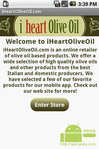 我爱橄榄油截图(2)