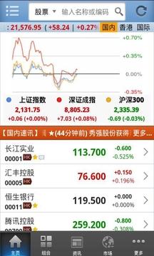 股票+截图