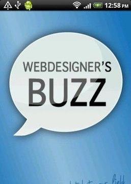 网页设计师讲座截图