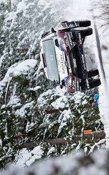 拉力赛车 CSR Rally Racing 3D截图