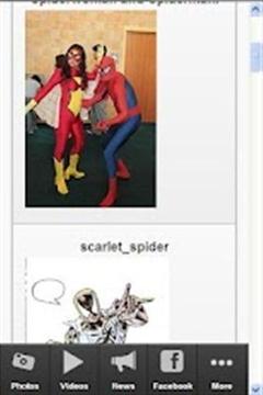 蜘蛛侠的秘密截图