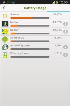 X Battery Saver截图