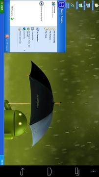 XP桌面启动器截图