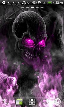 地狱火动态壁纸截图