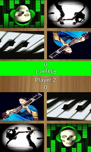 双人游戏—音乐类型截图