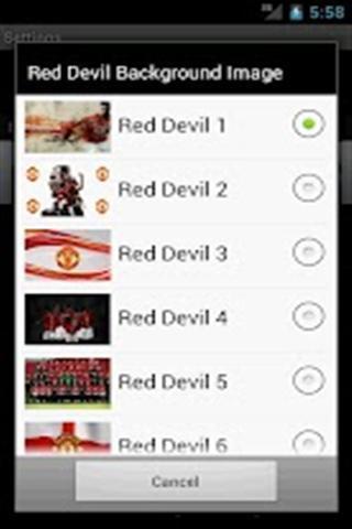 红魔鬼3D动态壁纸下载