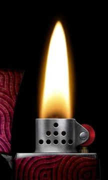3D虚拟打火机截图