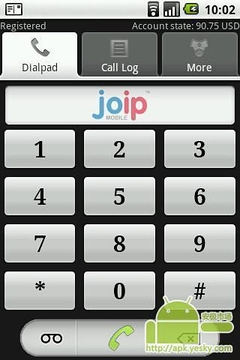 joip手机拨号器截图
