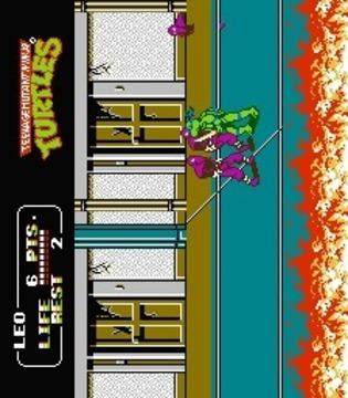 忍者神龟2:并肩作战截图