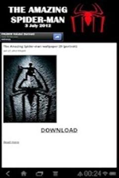神奇蜘蛛侠壁纸截图