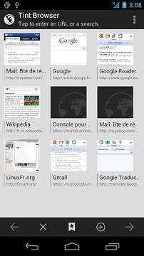 Tint Browser截图
