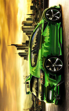 3D极速赛车截图