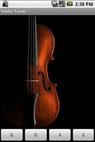 小提琴调音器截图(2)