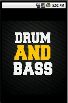 鼓和低音音乐电台截图