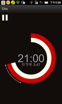 Ovo timer 倒计时器截图