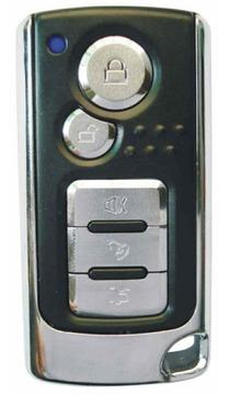 汽车钥匙遥控器报警模拟截图