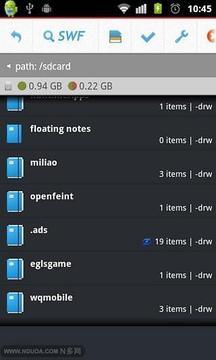 安卓flash播放器浏览器截图