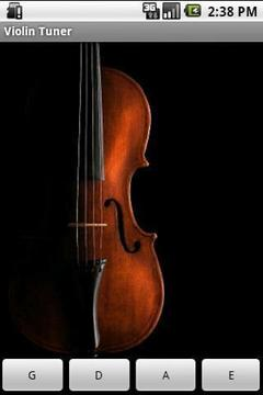 小提琴调音器截图