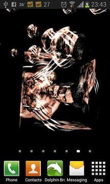 金刚狼3D动态壁纸截图