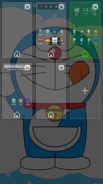 360手机主题-哆啦a梦截图