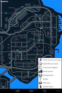 黑道圣徒4地图截图