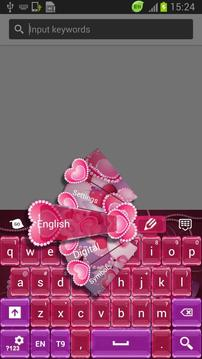 Keyboard Hearts截图