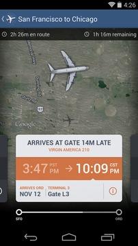 FlightTrack 5截图