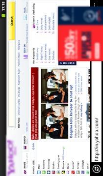 4G高速上网浏览器截图