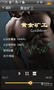 黄金矿工截图