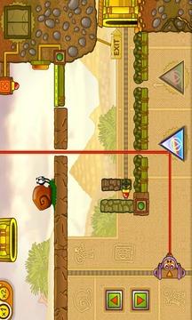 蜗牛鲍勃3:埃及之旅 Snail Bob 3: Egypt Journey截图