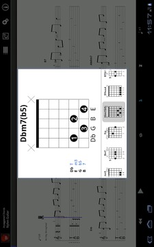 吉他演奏家 Guitar Pro Tab Player截图
