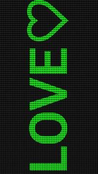 vLED 电子显示屏截图