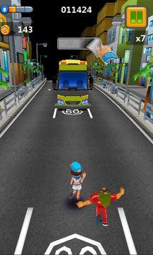 跑步的人 Running Man截图