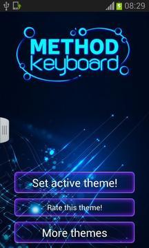 Keyboard Method截图