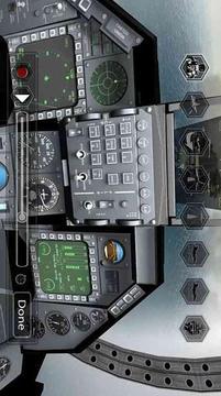 F18飞行模拟截图