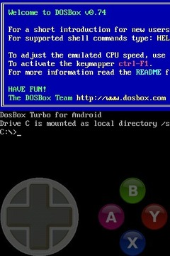 游戏手柄 GamePad截图