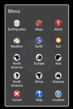 看地球截图