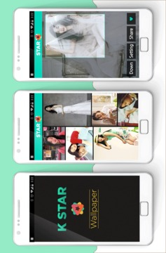 K-POP(HD)WallPaper截图