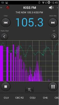 二代真FM收音机截图