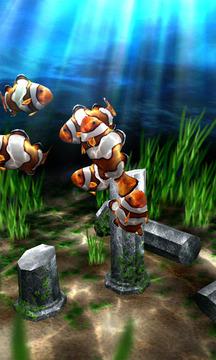动态壁纸3D-水族馆截图