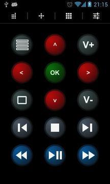 电视遥控截图