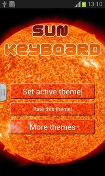 Sun Keyboard截图